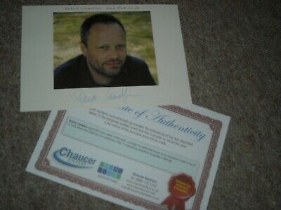 Barrie Charles Llewellyn Jules personally CAST signed FDC RED DWARF