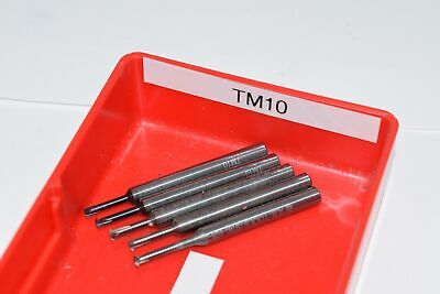 Lot of 5 AB Tools TM10 Thread Mill Threading Cutters