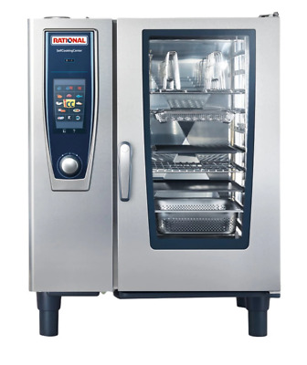 *FREE DELIVERY* Rational SCC101G Self Cooking Center Gas Combi Oven 120V $15,272