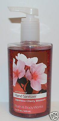 Nuevo Bath&Body Works Japonés Cereza Flor Antibacterias Mano Desinfectante Gel