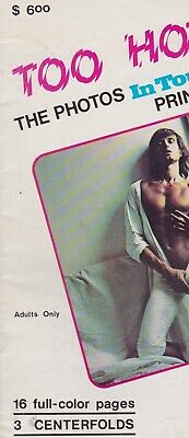 Peter Berlin Gay INterest Magazine RARE
