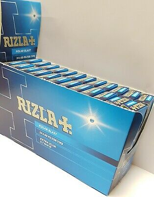 Rizla polar blast Extra Slim filter tips 5,7mm free delivery UK