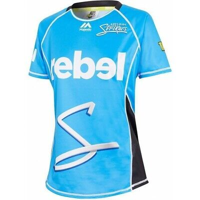 New Adelaide Strikers 2017/2018 Womens (**Sizes 6, 8**) BBL Jersey Cricket YZ341