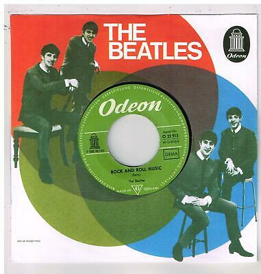 "The BEATLES   Rock and roll music        7""  SP 45 tours"