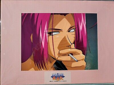 Saiyuki Sha Gojyo Reproduction Cel Studio Pierrot