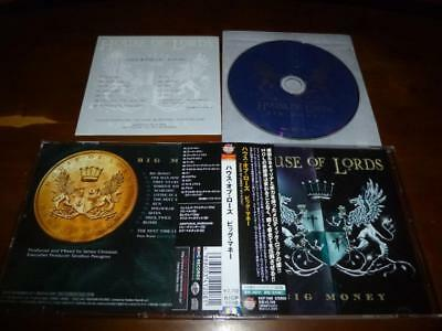 House Of Lords / Big Money JAPAN+1 KICP-1590 OOP!!!!! C11