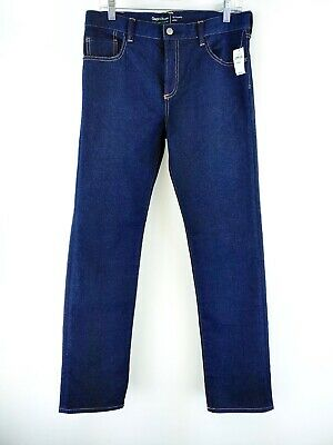 Gap Kids 1969 Boys Rinse Wash Denim Slim Jeans Size 16 Husky