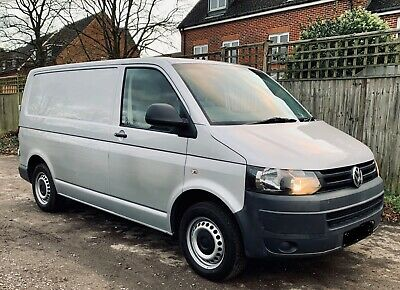 VW Transporter T5.1 2012 2.0TDI 86000 NO VAT **PRICE REDUCTION**