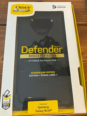 New Otterbox Defender Series Case for the Samsung Galaxy Note 9 with clip