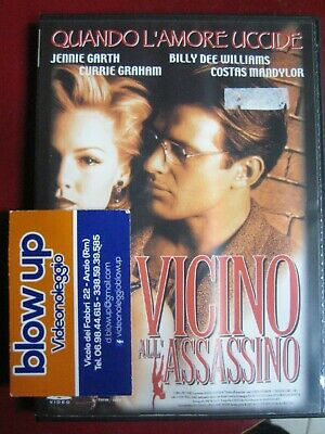Vicino All'assassino - Dvd