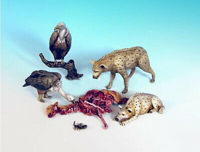 █ 1/35 Resin Animals Set Unpainted Unassembled FY088