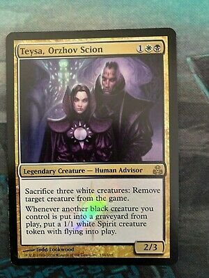 Teysa Orzhov Scion Foil Guildpact Mtg Magic The Gathering 28 99 Picclick The reasons she leads our deck are manifold. picclick