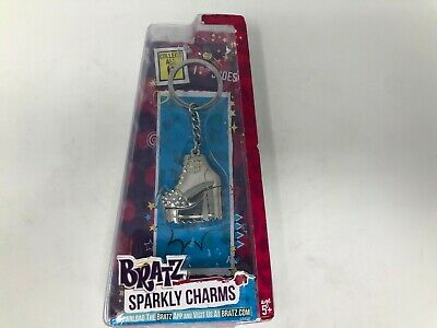 Bratz sparkly charms shoes shoe charm key chain