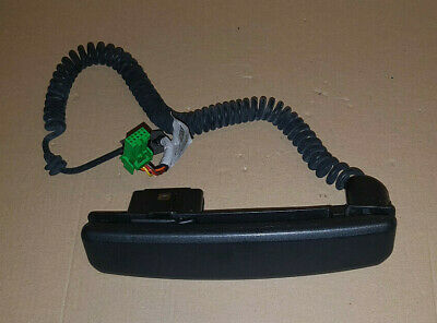 Volvo S80 Xc90 Centre Console Phone Handset 8666614 And  Holder