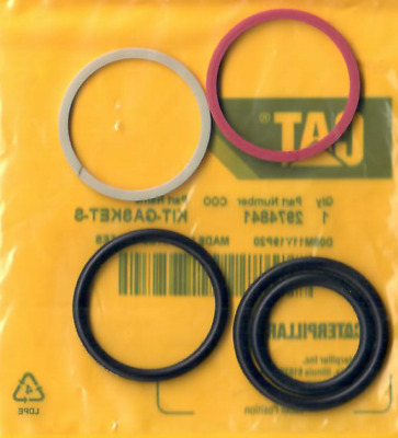 2974841 297-4841 FUEL Injector ORING Seal KIT Caterpillar  CAT NEW OEM GASKETS
