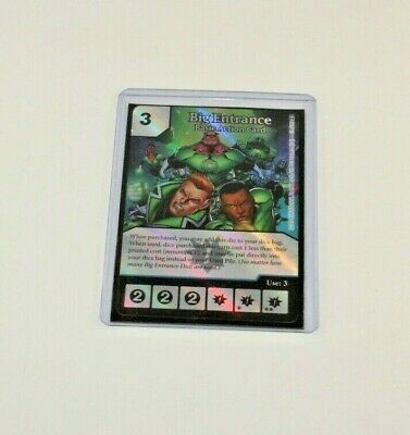 DC Dice Masters Green Arrow /& Flash Archers Monthly SET LOT of 3 OP PROMO Cards
