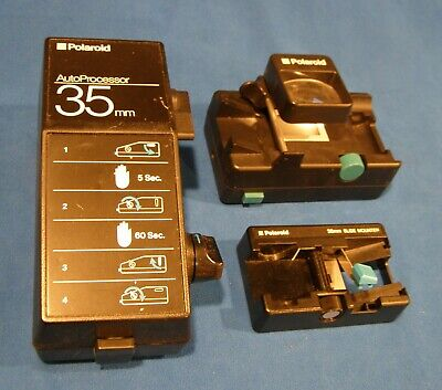 Polaroid 35mm Photographic Film Processing Equipment