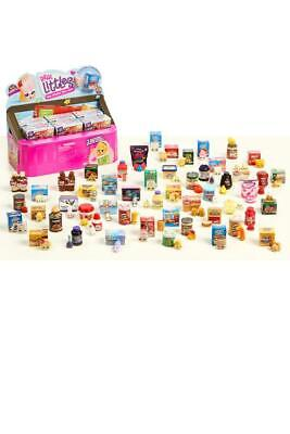 Shopkins Real Littles Season 12 and 13 Various Figures to Choose