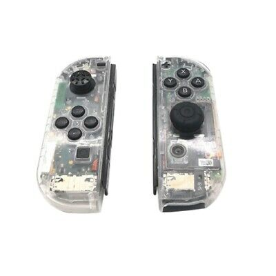 Housing Shell Transparent Case Cover for Nintend Switch NS Controller Joy-C R4C2