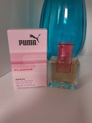 PUMA FLOWING WOMAN Eau De Toilette 40ml Spray EUR 56,00