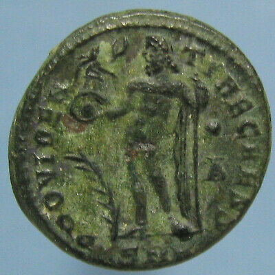"Rare Crispus PROVIDENTIAE CASESS Follis from Nicomedia - ""Rarity 2"" in RIC"