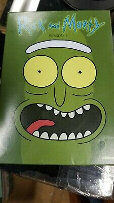 Rick and Morty: The Complete Third Season (DVD)