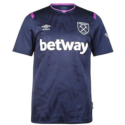 West Ham Third Shirt 2019/2020. Size Large (L) *REDUCED TO CLEAR*