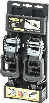 Ratchet tie down straps by Smittybilt ( pair )  Llama 4x4