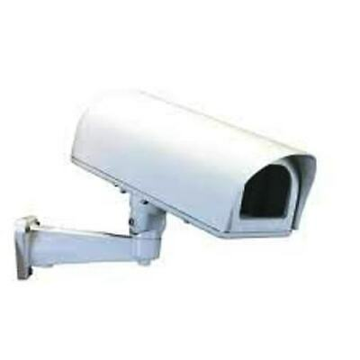 TPH-5000 CCTV FULLYCABLE MANAGED EXTERNAL CAMERA HOUSING with Heater NEW