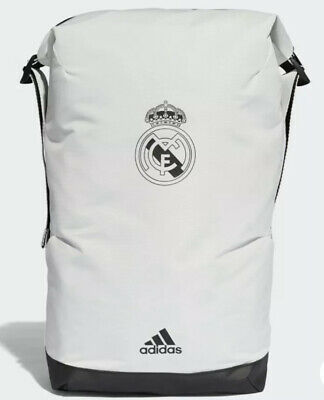 Adidas Real Madrid ID Backpack CY5618 Sold Out Everywhere BNWT RRP:£44.95