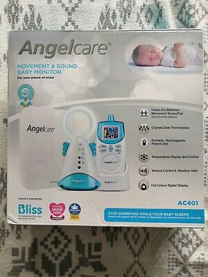 Angelcare baby monitor ac401