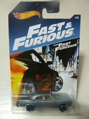 Hot Wheels FAST AND FURIOUS '70 PLYMOUTH ROADRUNNER