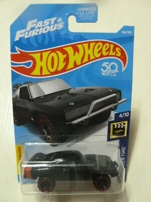 Hot Wheels FAST AND FURIOUS '70 DODGE CHARGER