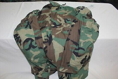 New Original Issued U.S. Military M-65 Field Jacket - Size Large/Regular