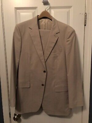 Express Men's used suits size 44 regular