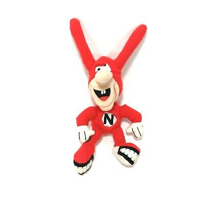 Vintage 1988 Dominos Pizza 12inch The Noid Plush