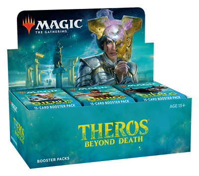 MTG Magic - Theros Beyond Death - Booster Box (36 Packs)