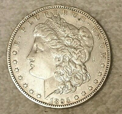 1895 O USA Morgan Silver Dollar