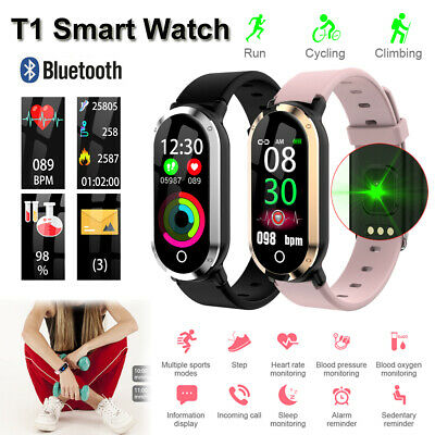 smart watch activity fitness tracker moniteur cardiaque la pression artérielle