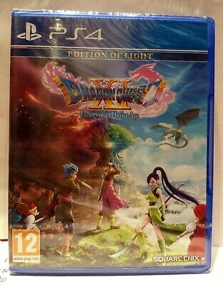 Dragon Quest XI Echi di un'Era Perduta (Playstation 4, 2018) NUOVO sigill.Ita.