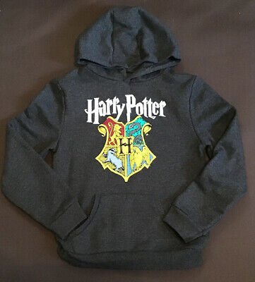 Girls Boys Harry Potter Hooded Sweater Age 9-10