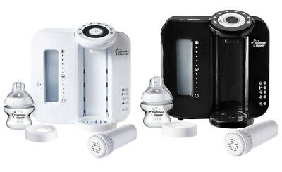 Tommee Tippee Perfect Prep Machine New Black or White