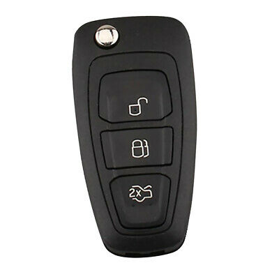Car Remote Keyless Entry Key Fob Case 433MHz for Ford Focus Mk1 Mondeo