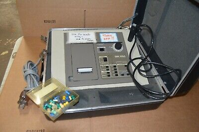 GSI-28A Auto TYMP Hearing Tympanometer Audiometer Test Machine