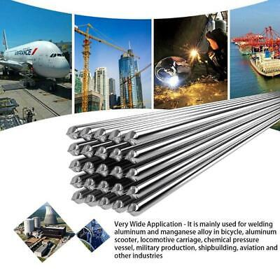 Aluminum Welding Rod with Low Temperature Flow without Need of Aluminum Powder 3