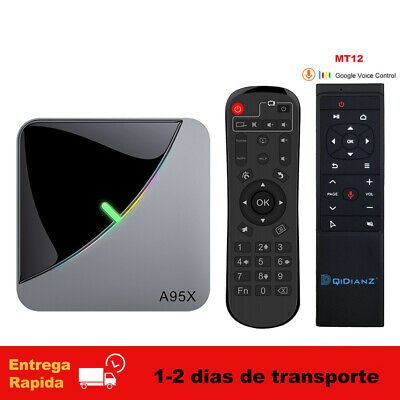 A95X F3 AIR Android 9.0 TV Box Amlogic S905X3 2.4G/5G Wifi BT 8K TV Caja A95XF3