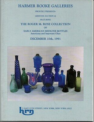 1991 Roger Rose bottle collection plus various consignors