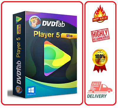 🔥DVDFab Media Player 5 ☑Lifetime Activation☑Fast Delivery ☑Unlimited Install🔥