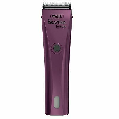 Wahl Professional Animal Bravura Pet Dog Cat and Horse Corded Cordless Clipper