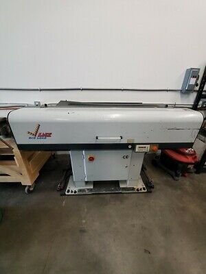 Lns Quick Load Servo S3 Automatic Magazine Bar Feeder / Loader, Excellent Cond.